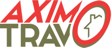 Logo Aximotravo entreprise de courtage en travaux
