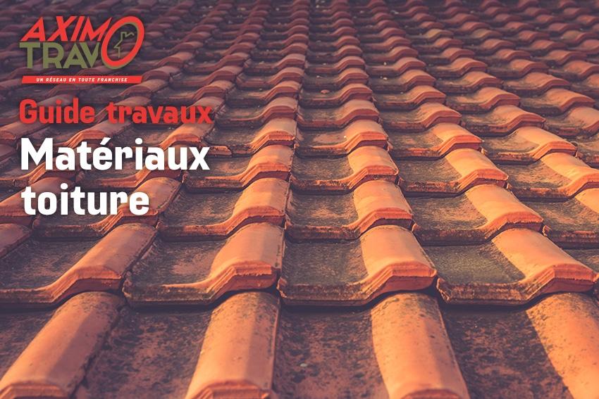 Choisir ses matériaux pour la toiture