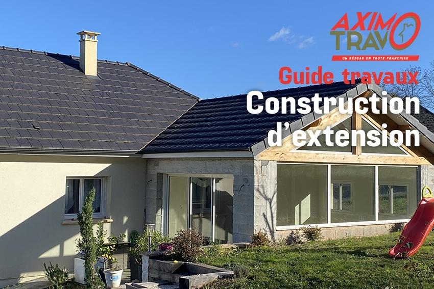 Guide de construction d'extension