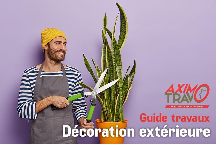 Guide décoration extérieure