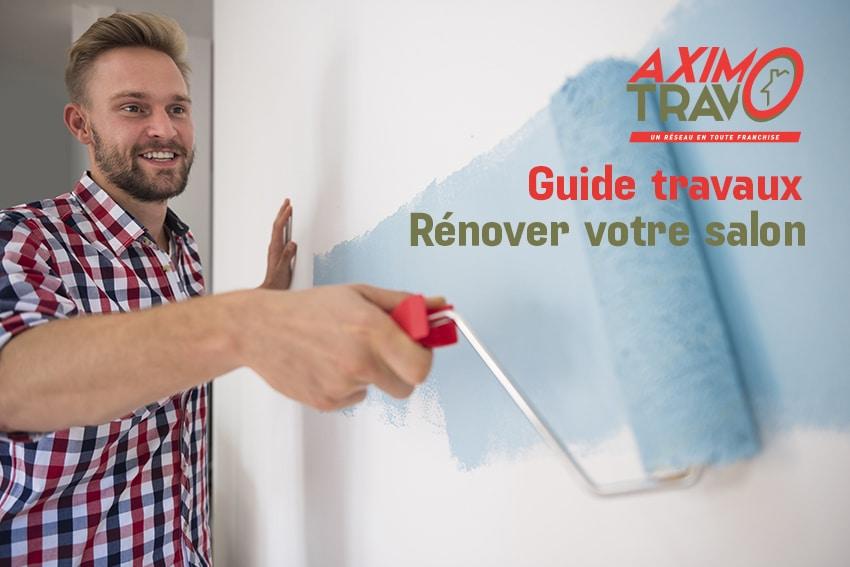 Rénovation de Salon - Guide travaux
