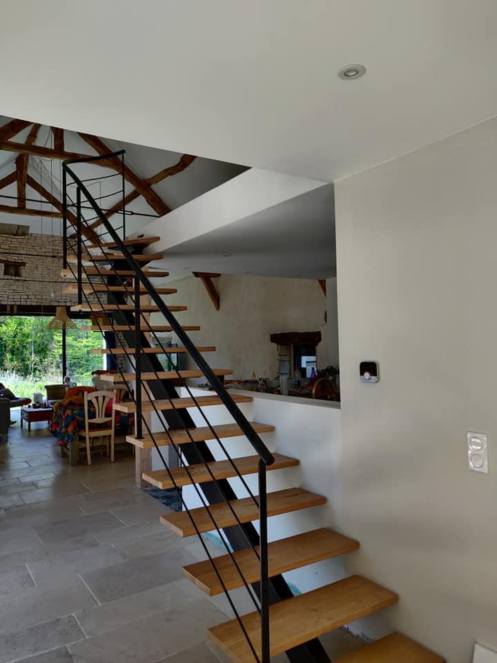 Rénovation de maison à Brive