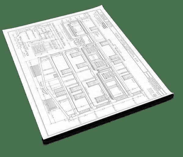 Plan permis de construire